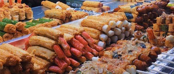 Franchise Makanan Korea Keninian di bawah 10 juta