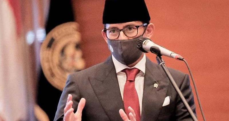 sandiaga uno dukung UMKM indonesia