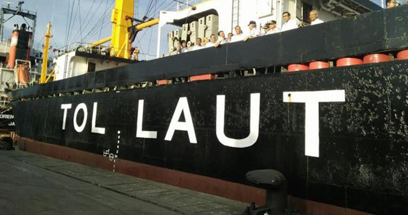 subsidi tol laut untuk umkm
