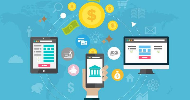 transfer uang dengan aplikasi