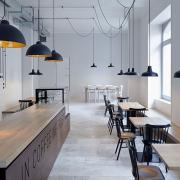 Cafe Minimalis